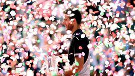 Федерер тоже проигрывает. Дель Потро победил в сумасшедшем финале