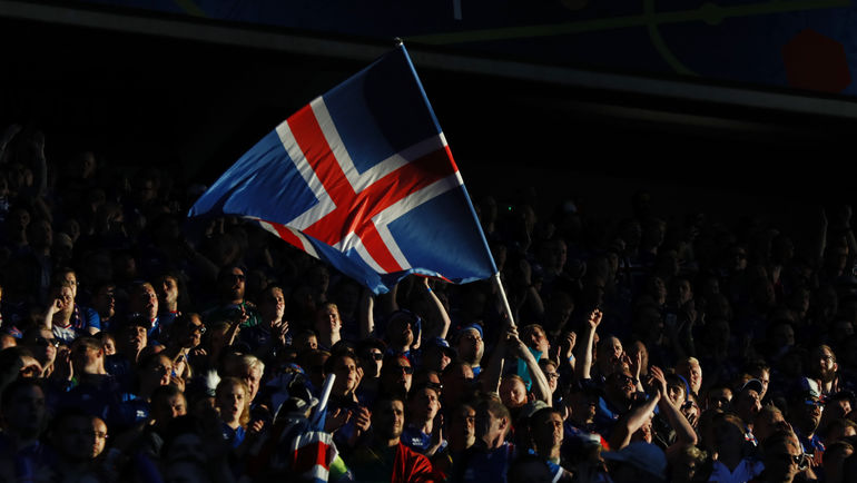 2018 может пройти без сборной Исландии
