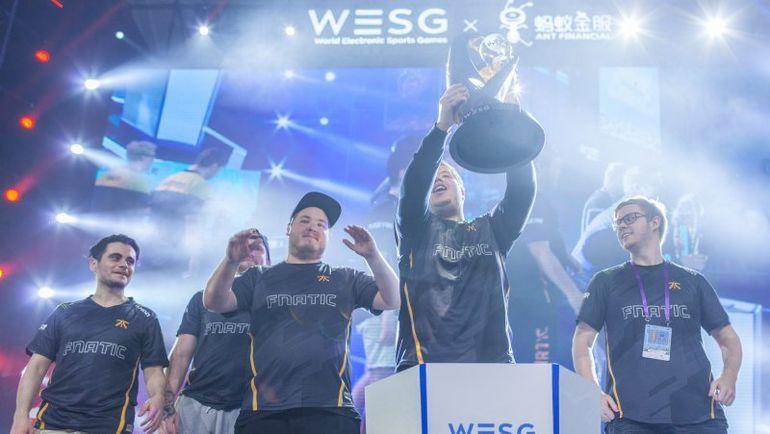 Team Russia заняла 3-е место наWESG поCS: GO