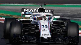 Сироткин - 19-й в квалификации в Австралии, Боттас разбил машину