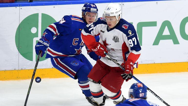 СКА - ЦСКА: олимпийская битва