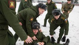 Регбисты ставят на армию и силовиков