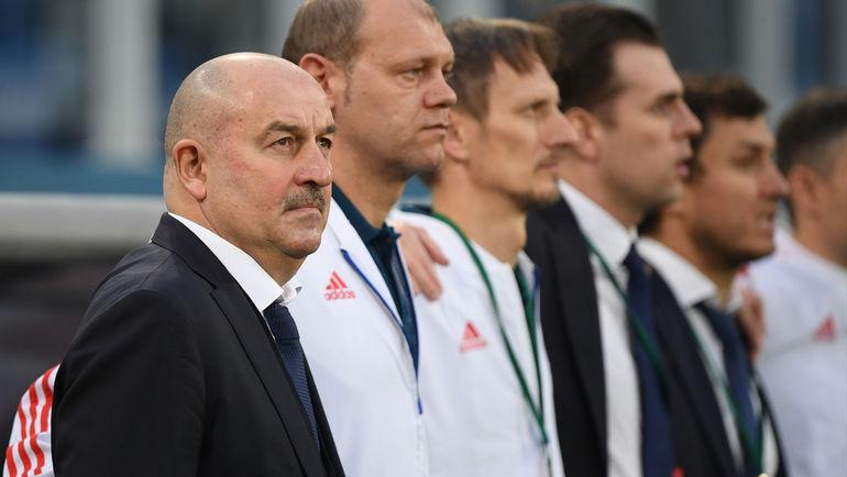 Черчесов рассказал, почему в сборной не будет Денисова и Игнашевича