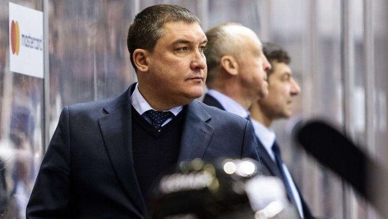 """Тренер """"Трактора"""" Гатиятулин – лучший в КХЛ. Без вариантов"""