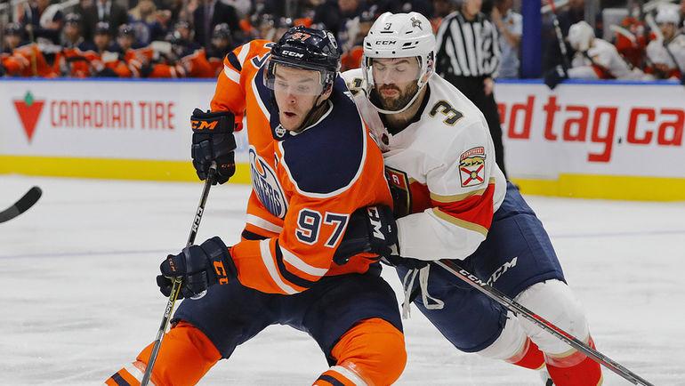 """Лучшим бомбардиром НХЛ будет не россиянин. Макдэвид пробил """"сотню"""" и ушел в отрыв"""