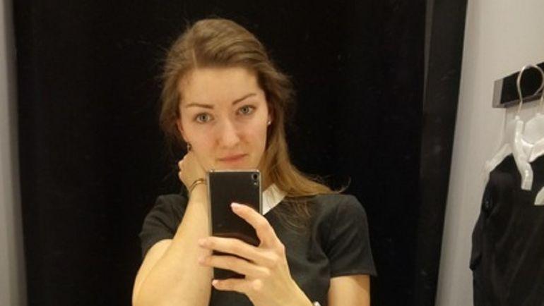 Дарья ГОРОДИЛОВА. Фото vk.com