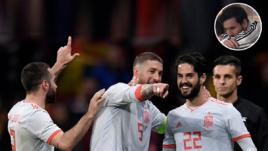 Испания унизила Аргентину на глазах у Месси. Как ей это удалось?