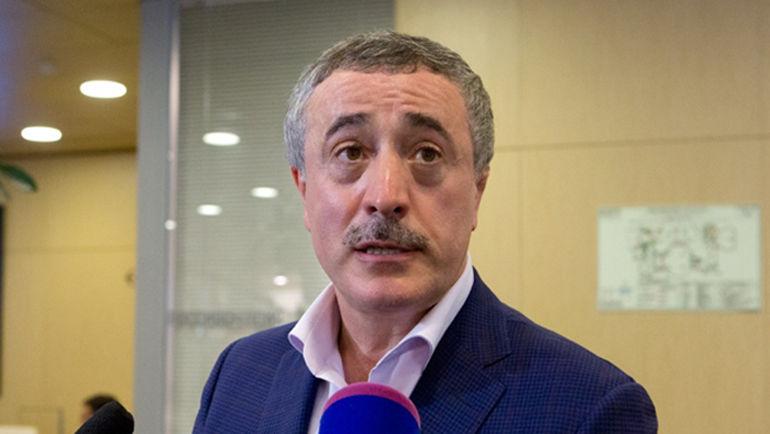 Арсен ФАДЗАЕВ. Фото Wrestdag.ru
