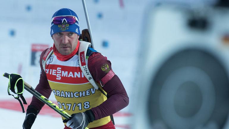 Алексей Волков одержал победу бронзу в особой гонке