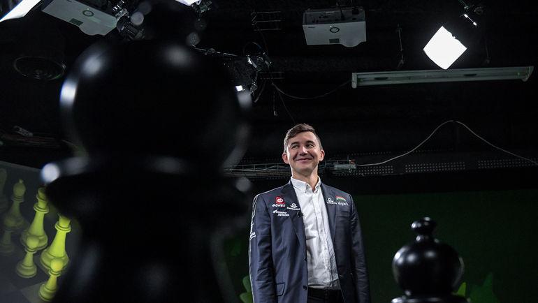"""Сергей КАРЯКИН. Фото Дарья ИСАЕВА, """"СЭ"""""""