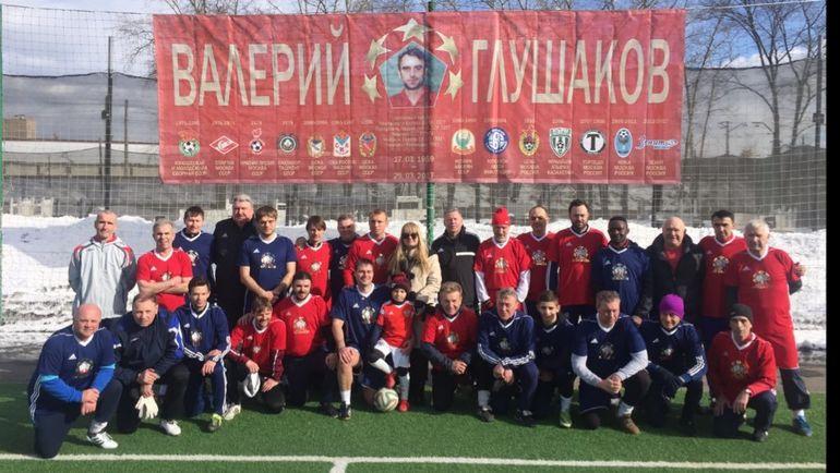 Денис Глушаков: Пока ноги ходят – буду проводить такие матчи