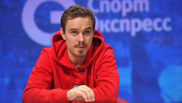 Андрей Ещенко: Каррера называет меня Лениным