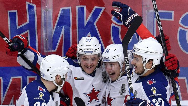 СКА - ЦСКА: хоккей на миллиард