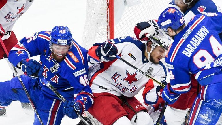 Вместо голевой феерии – драки и сухарь. Знарок исправил ошибки и обыграл ЦСКА