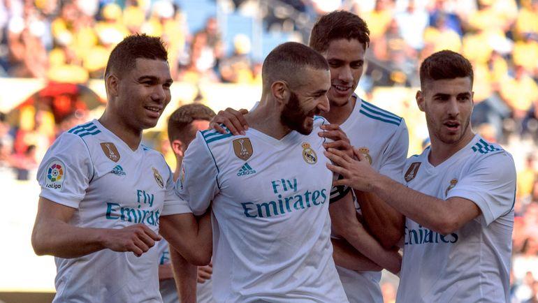 """""""Реал"""" обошелся без Криштиану. """"Лас-Пальмас"""" разгромлен"""