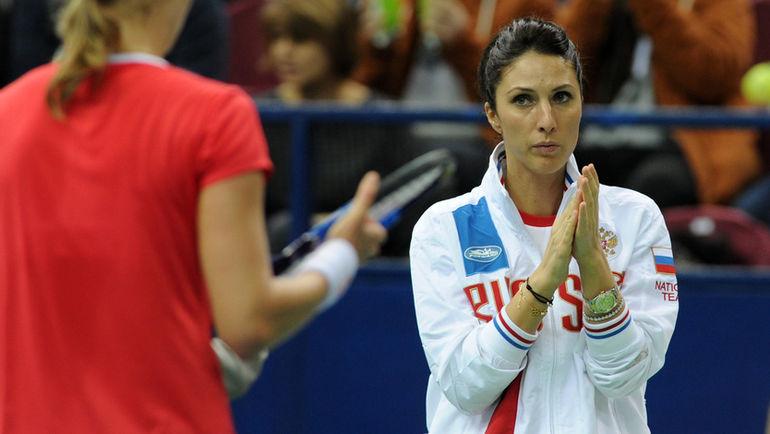Анастасия МЫСКИНА. Фото Никита УСПЕНСКИЙ