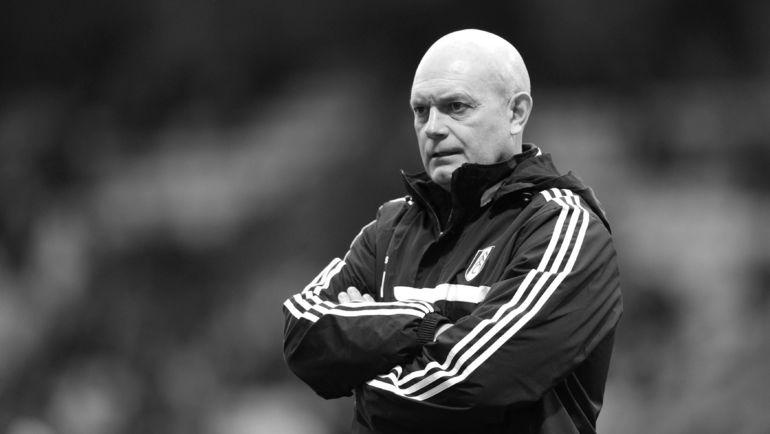 """Трагедия в английском футболе. Умер бывший тренер """"Челси"""""""