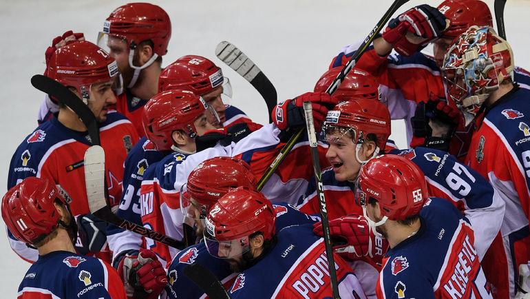 ЦСКА - СКА: загнанный зверь вырвался на свободу