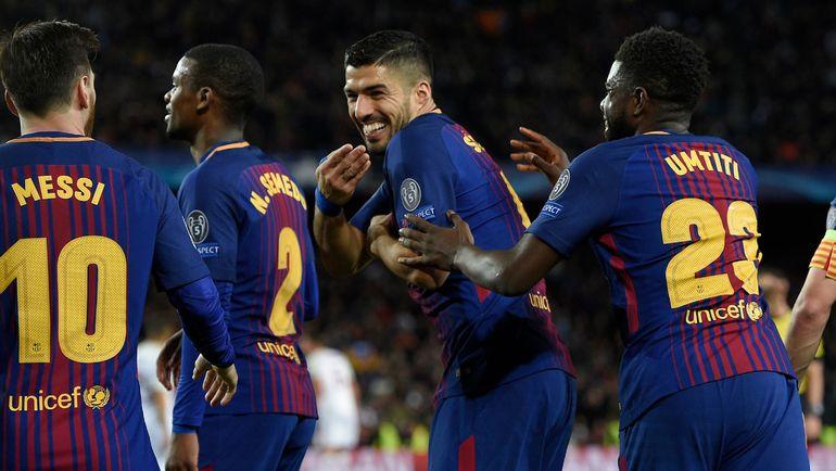 Первые матчи 1/4 финала Лиги чемпионов 2017/18 (Видео)