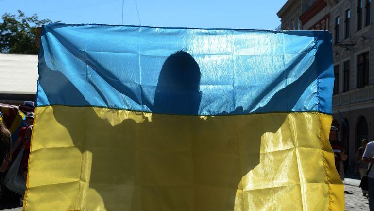 Киев возмущен потерей первенства Европы по борьбе. Фото AFP