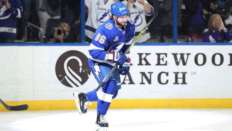 Он сделал то, что удавалось только величайшим русским хоккеистам. У Кучерова – 100 очков!