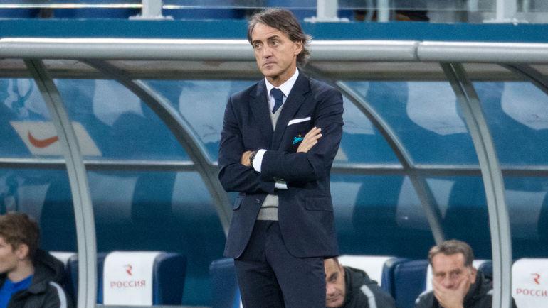 """""""Манчини - единственный топ-тренер, которого Италия может себе позволить"""""""