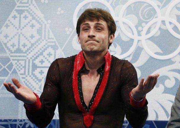 Французский фигурист Брайан ЖУБЕР станет россиянином. Фото AFP