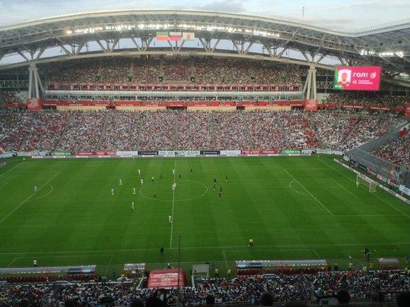Стадион Казань Арена | Kazan Arena | ВКонтакте