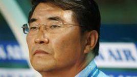 Главный тренер сборной КНДР дисквалифицирован на год