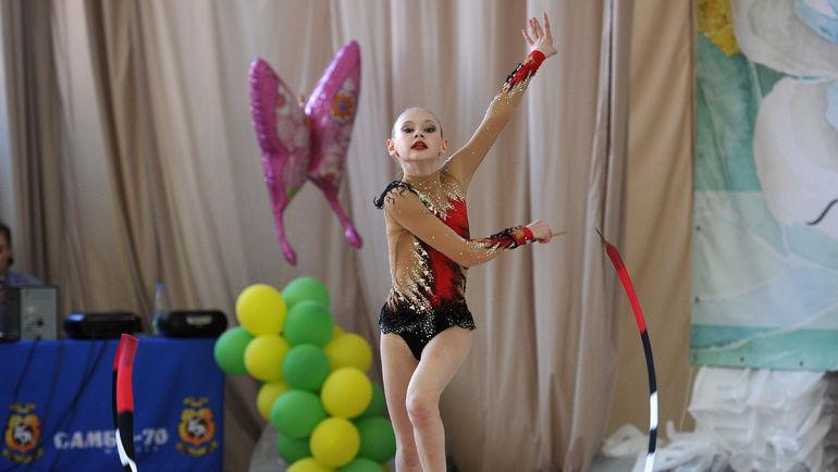 """Турнир по художественной гимнастике """"Катюша"""" пройдет в этом году уже в седьмой раз. Фото Алексей ИВАНОВ"""