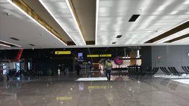 Сборные России и Уругвая будут летать из нового терминала