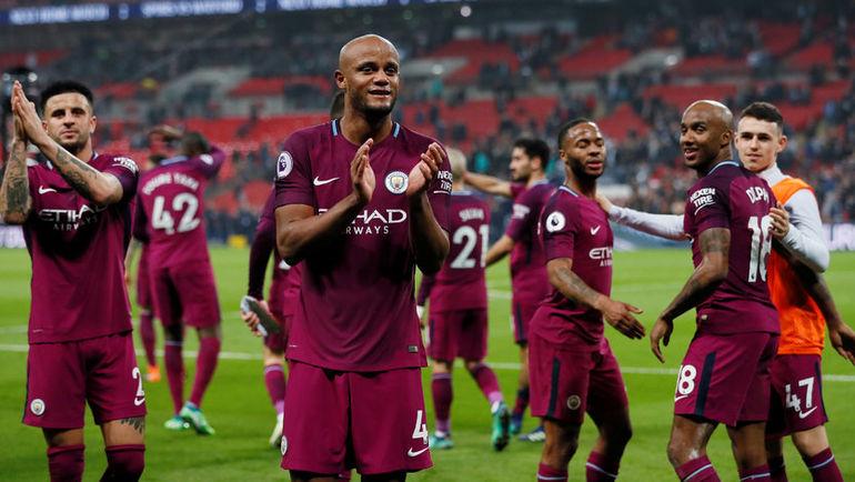 Чемпионской поступью: «Манчестер Сити» уверенно обыграл «Тоттенхэм» на«Уэмбли»