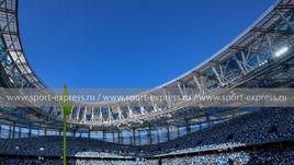 Стадион в Нижнем Новгороде. Как он выглядит сейчас?