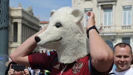 Медведь открыл матч ПФЛ между