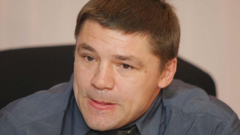 Андрей КОВАЛЕНКО. Фото photo.khl.ru
