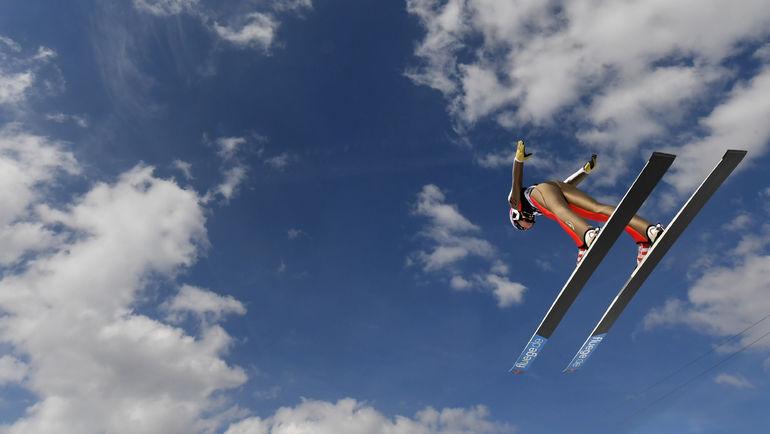 Российские прыгуньи получат два домашних этапа в конце следующего сезона. Фото AFP