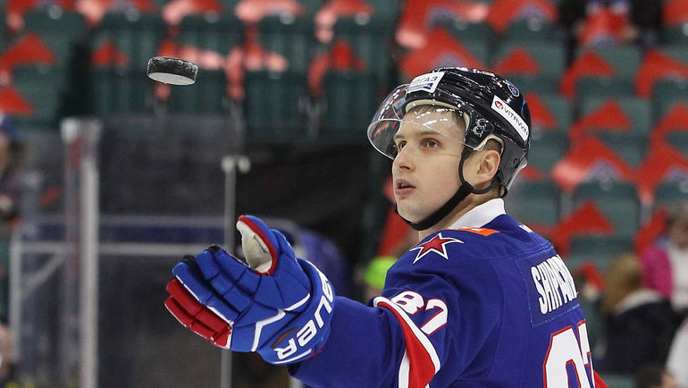 Вадим ШИПАЧЕВ: после НХЛ. Фото photo.khl.ru