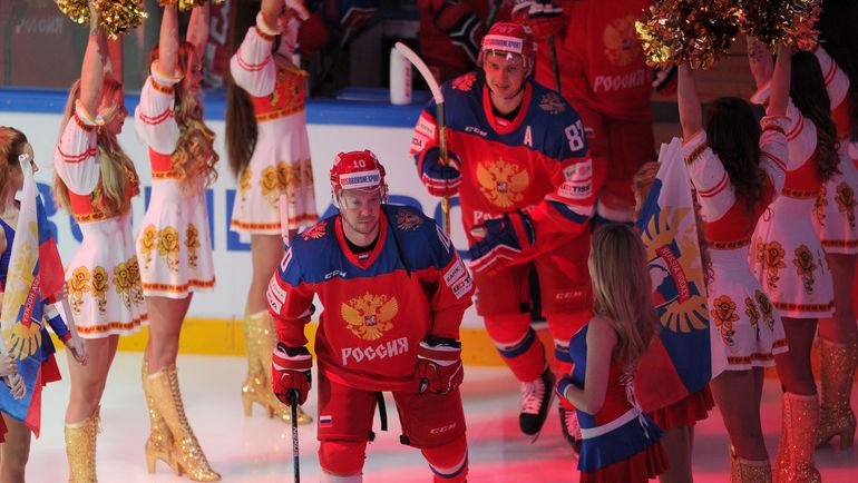 Вадим ШИПАЧЕВ (справа, с Сергеем МОЗЯКИНЫМ): без сборной. Фото Алексей ИВАНОВ