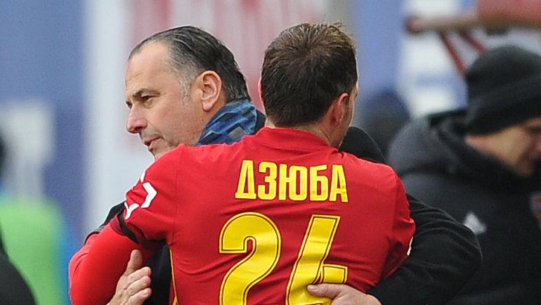 Тренер «Арсенала» сообщил, когда решится участие Артема Дзюбы вматче против «Зенита»