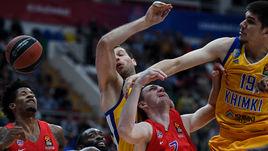 Битва российских монстров в четвертьфинале Евролиги