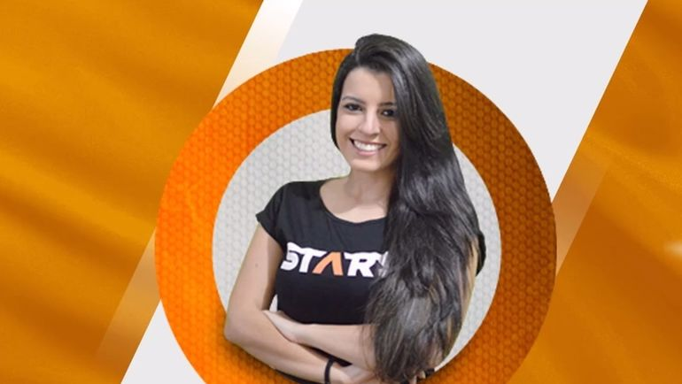 Ана k.rolzinha Каролина. Фото esportsturbo.com.br