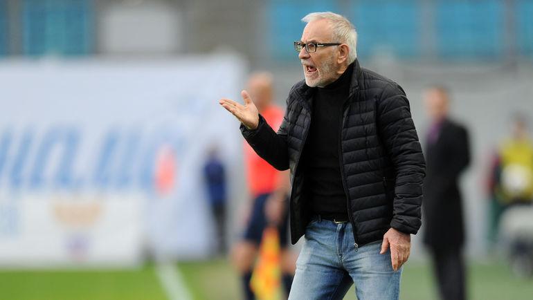 """Гаджи Гаджиев: """"Если государство сегодня уйдет из футбола – рухнем и не поднимемся"""""""