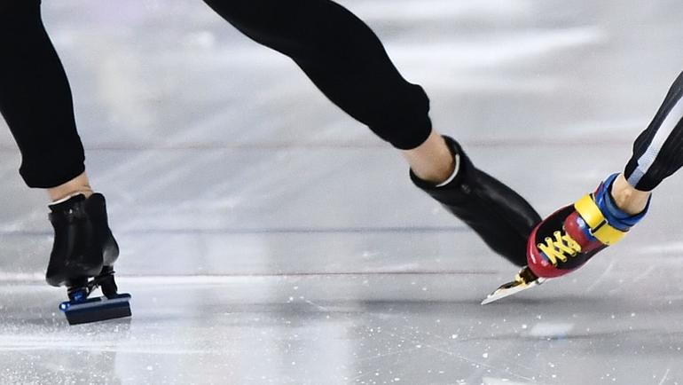 Скандал в сборной Канады по конькобежному спорту. Фото REUTERS