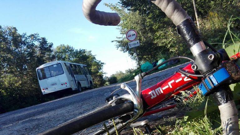 24-летняя велогонщица попала под колеса выскочившего на встречную полосу автомобиля. Фото instagram.com/lidiapluzhnikova/