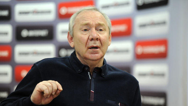 Олег РОМАНЦЕВ. Фото Никита УСПЕНСКИЙ,