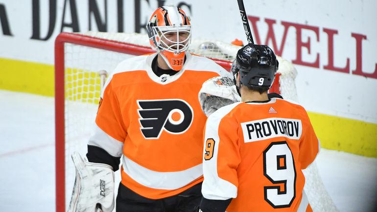 Иван ПРОВОРОВ (справа). Фото USA TODAY