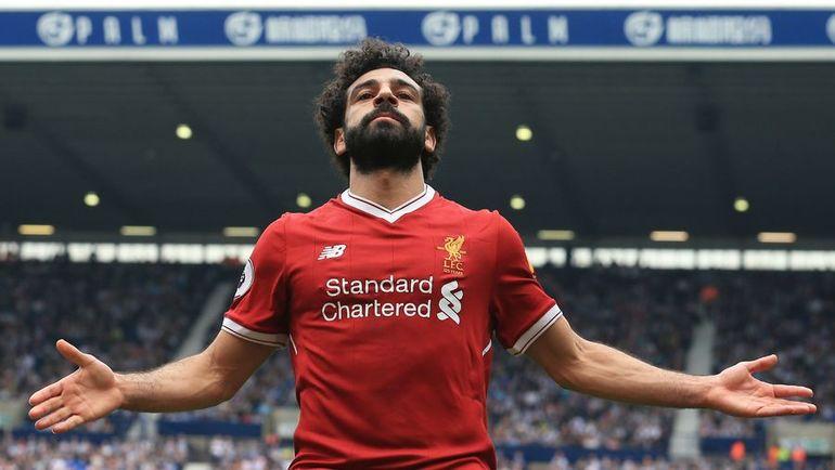 Лучший игрок чемпионата Англии Мохамед САЛАХ. Фото AFP