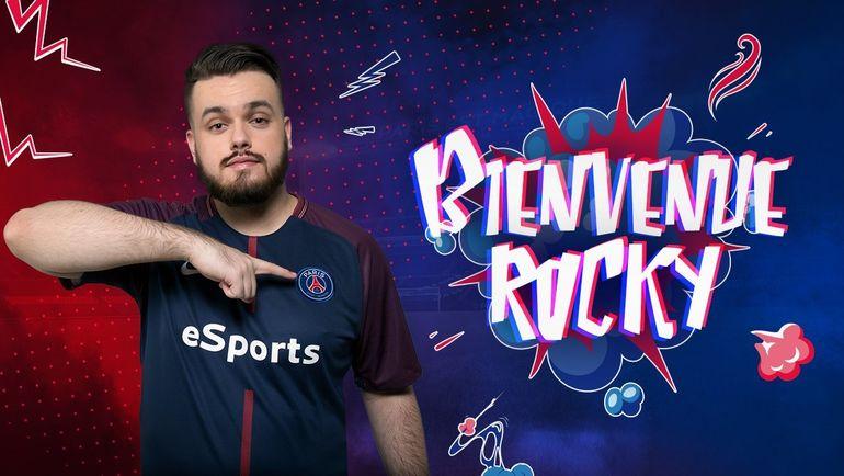 """Корантен """"Rocky"""" Шеври. Фото PSG eSports"""