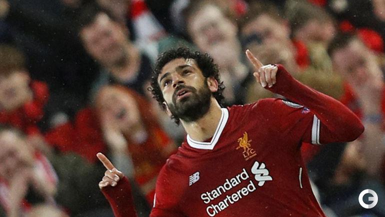 "Вторник. Ливерпуль. ""Ливерпуль"" - ""Рома"" - 5:2. Мохамед САЛЛАХ."