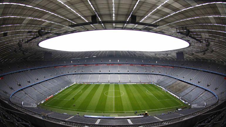Первый полуфинальный матч Лиги чемпионов'Бавария-'Реал пройдет на'Альянц Арене